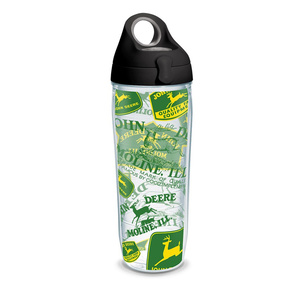 24 oz John Deere Logo Waterbottle