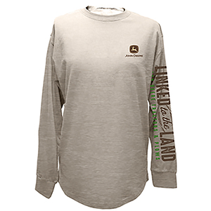 Men's Linked To The Land Long Sleeved Tee