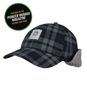 Plaid Winter Hat