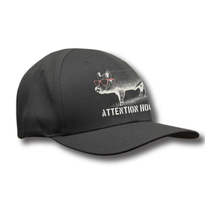 Do Good Today Black Attention Hog Hat