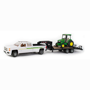 1/16 4066R with Pickup and Trailer