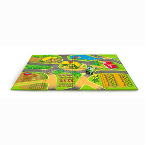 Country Lanes Playmat & Vehicle