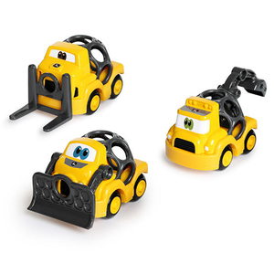 Construction Cruisers Vehicle Set