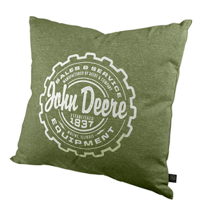 Vintage Logo Pillow