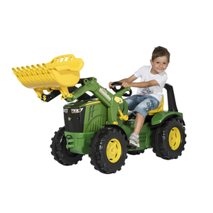 Rolly X-Trac 8400R with Loader