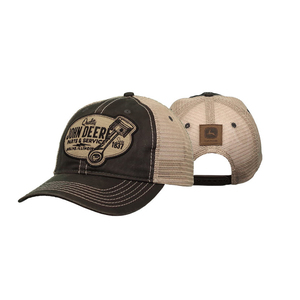 Men's Parts and Service Patch Hat
