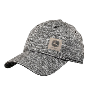 Charcoal Stretch Cap