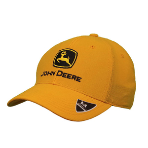 Yellow Construction and Forestry Cap