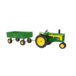 1/16 730 Tractor with Barge Wagon