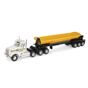 1/32 Freightliner 122SD Semi with Side Dump Trailer