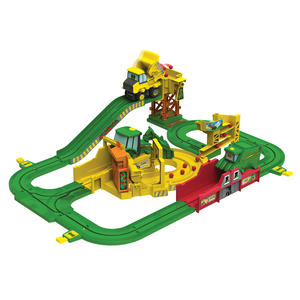 Big Loader Motorized Farm Set