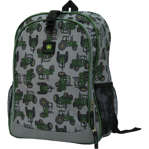 Tractor Print Backpack