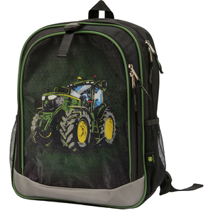 Black Tractor Backpack