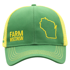 Men's Farm Wisconsin Hat