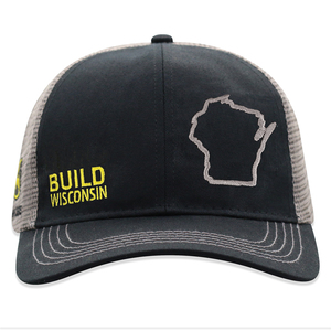 Men's Build Wisconsin Hat