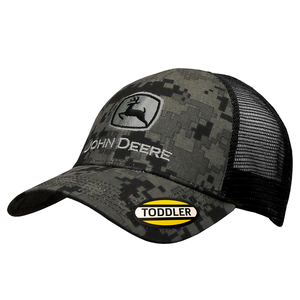 Digital Camo Toddler Hat