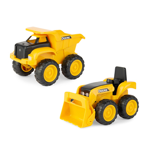 6 in. Construction Vehicle 2 Pack