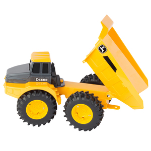 11 In. Dump Truck Sandbox Toy