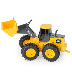 11 In. Front End Loader Sandbox Toy