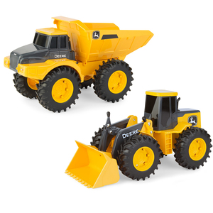 11 in. Construction  Sandbox Set