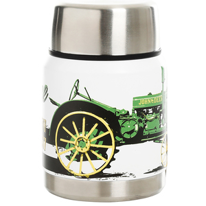 12.5 Oz. Tractor Thermal Soup Jug