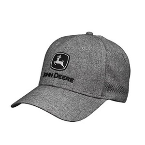 Men's Charcoal Stretch Hat