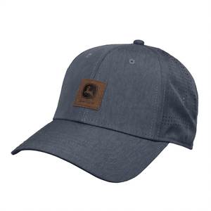 Men's Suede Patch Hat