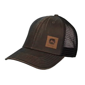 Men's Brown Suede Hat