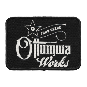 Tactical Ottumwa Works Velcro Patch