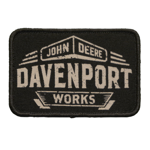 Tactical Davenport Works Velcro Patch