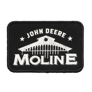 Tactical Moline Velcro Patch