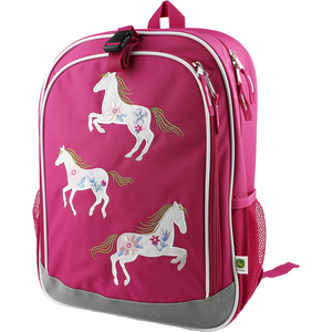 Running Horses Backpack
