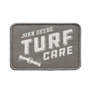 Tactical Turf Care Velcro Patch