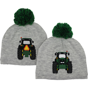 Tractor Coming & Going Beanie