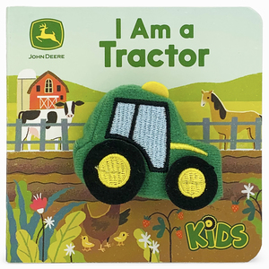 I Am Tractor Book