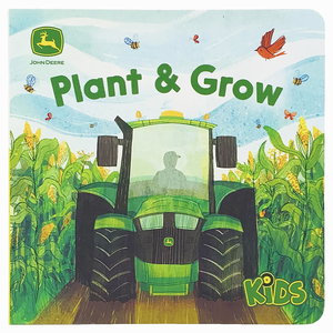 Plant and Grow Book