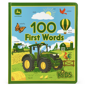100 Frist Words Book