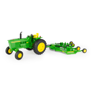 1/16 Big Farm 4020 and E-12 Rotary Cutter