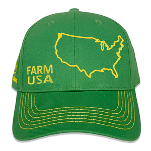 Men's Twill Farm USA Hat