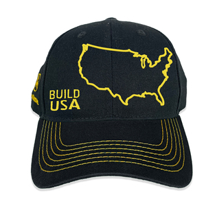 Men's Twill Build USA Hat