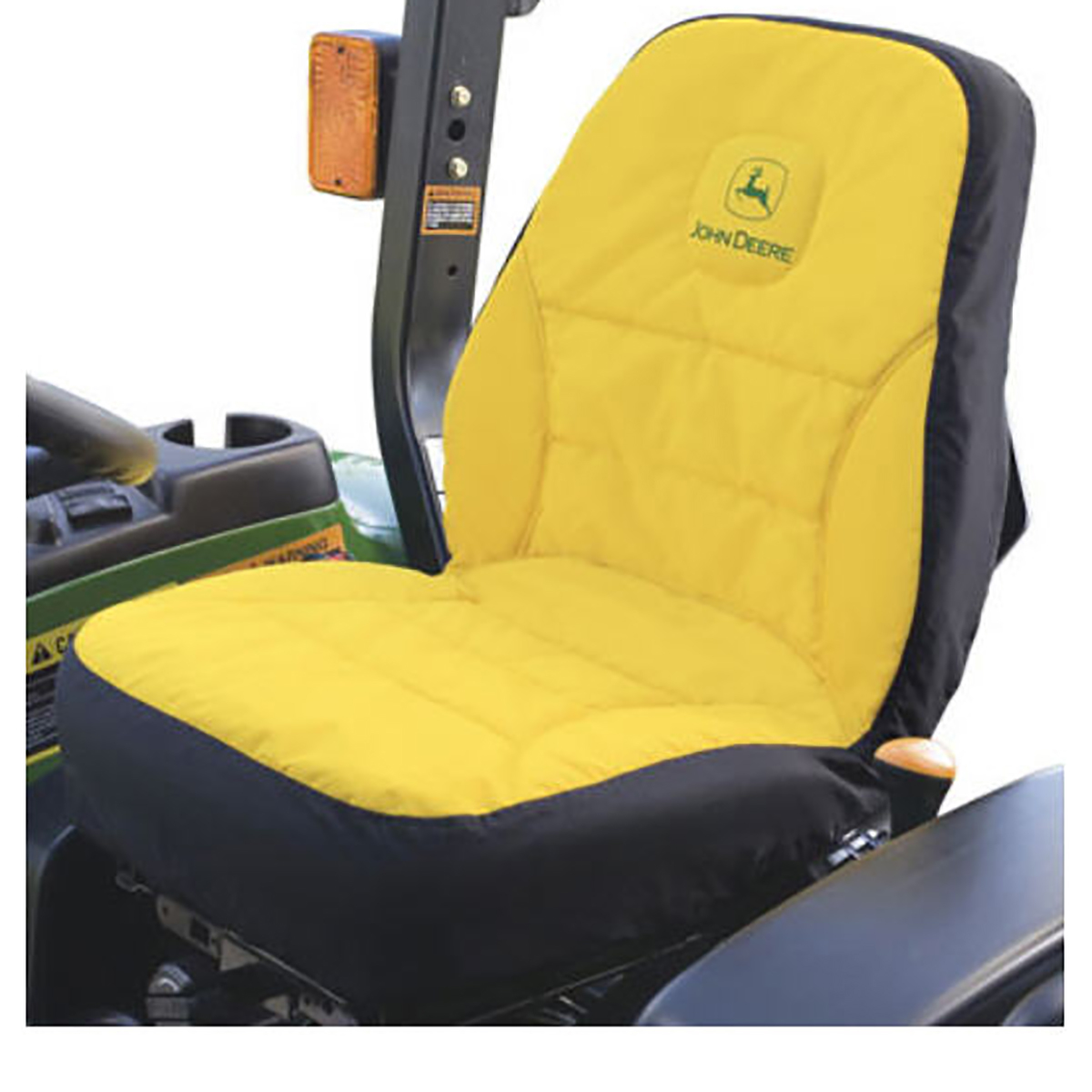 Deluxe Seat Cover For X700 Signature Series Riding Mowers Protects Seats Against Sun Damage Rain And Dirt With A Cushioned Extra