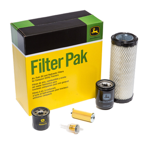 Filter Pak for Sub Compact and Compact Tractors