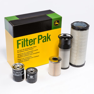 Filter Pak, 3033R, 3039R and 3046R Compact Tractors
