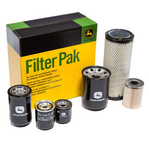 Filter Pak, 4044M, 4052M, 4066M and 4044R, 4052R, 4066R Compact Tractors