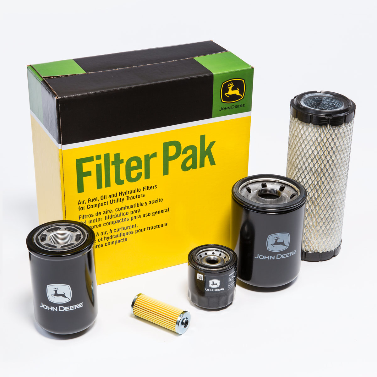 Filter Pak, 4210, 4310 and 4410 Tractors Compact Tractors