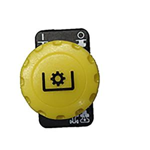 Push / Pull PTO Switch for Riding Lawn Mowers and Compact Utility Tractors
