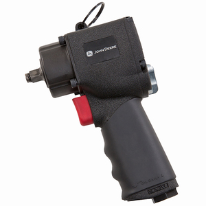 Pneumatic 3/8-in Short Impact Wrench