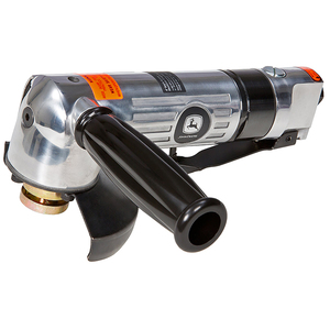 Pneumatic 4-in Angle Grinder