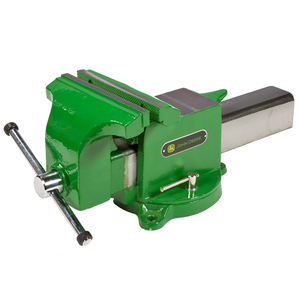 5 Inch Heavy-Duty Bench Vise