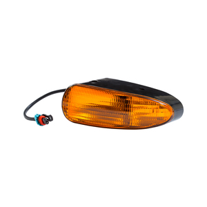 Cab Warning Light/Indicator Lamp with Bulb for Select 3, 4 or 5 Series Compact or Utility Tractors